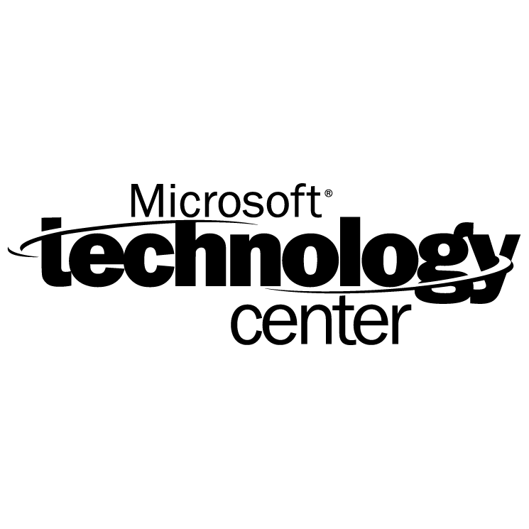 free vector Microsoft technology center