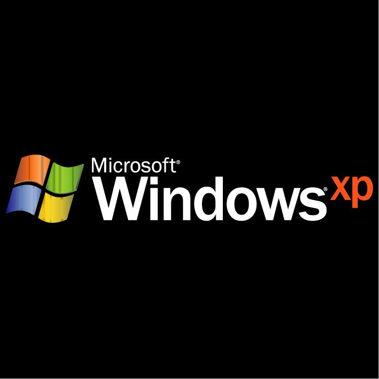 free vector Microsoft windows xp 0