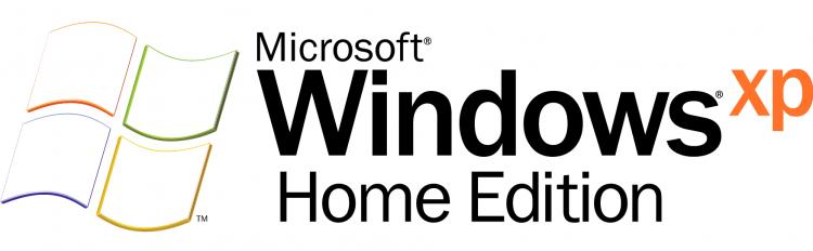 free vector Microsoft windows xp home edition 0