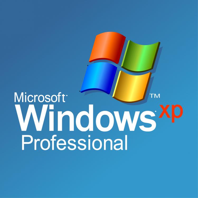 free vector Microsoft windows xp