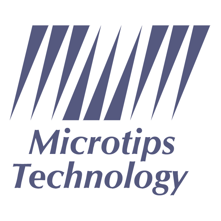 free vector Microtips technology