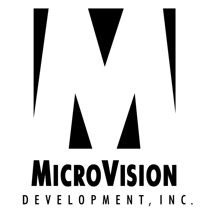 free vector Microvision development
