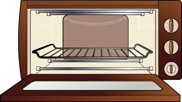 free vector Microwave Oven clip art
