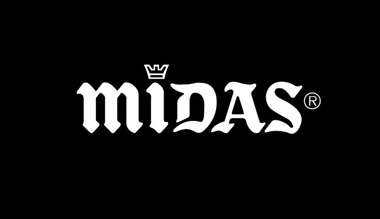 free vector Midas logo