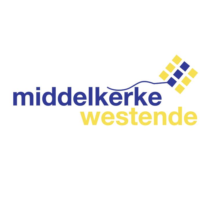 free vector Middelkerke westende