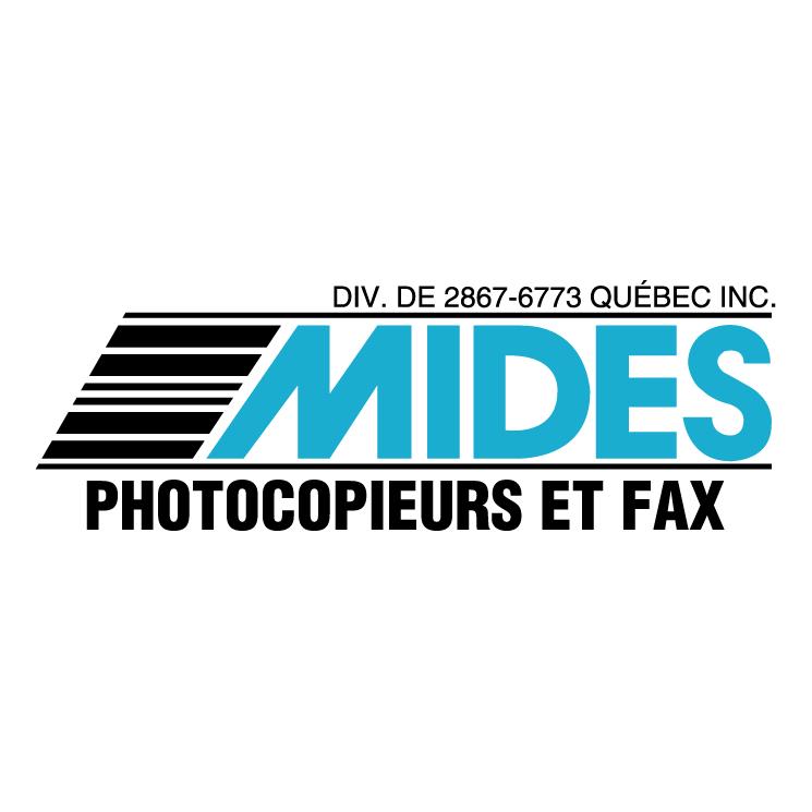 free vector Mides photocopieurs et fax