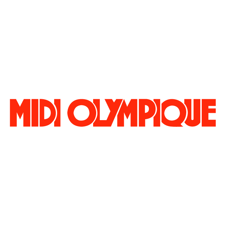 free vector Midi olympique