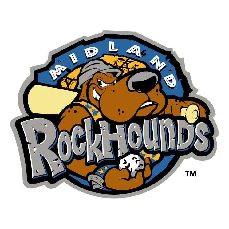 free vector Midland rockhounds 0