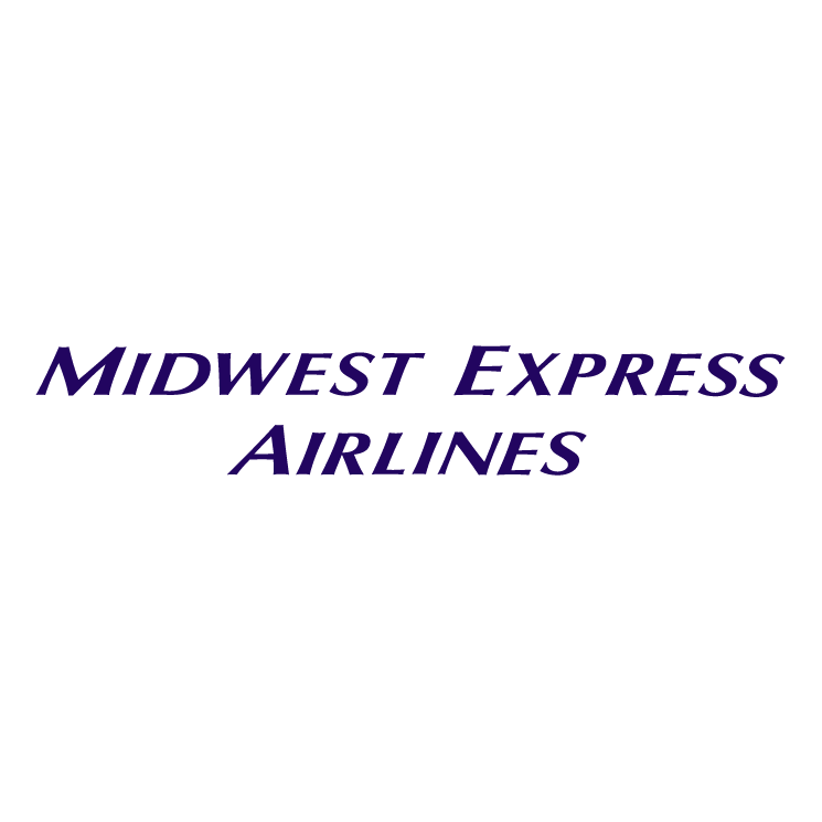 free vector Midwest express airlines