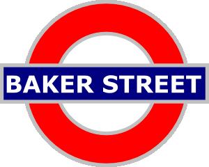 free vector Mike Mcgrath London Tube Sign clip art