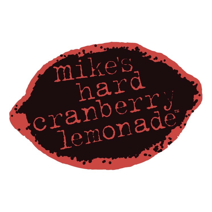 free vector Mikes hard cranberry lemonade