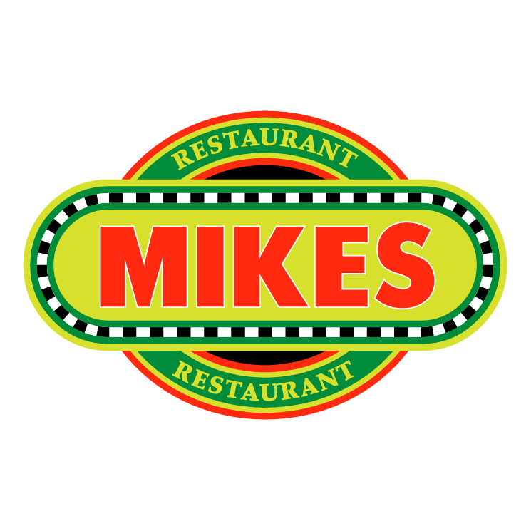 free vector Mikes pizza