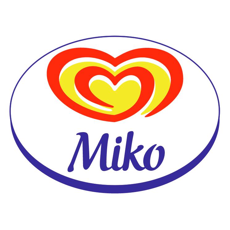 free vector Miko 1