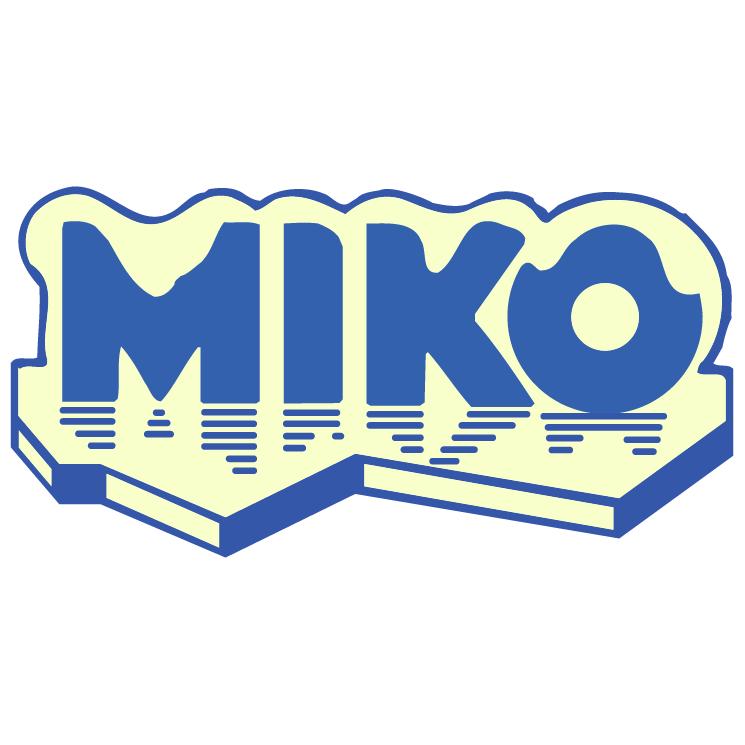free vector Miko