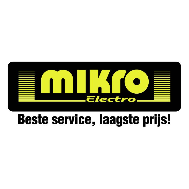 free vector Mikro electro