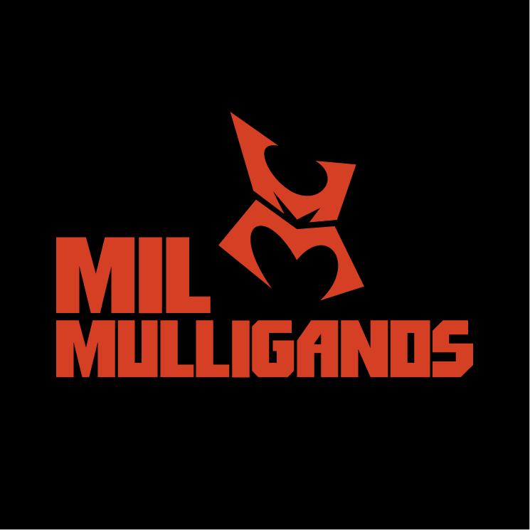 free vector Mil mulliganos