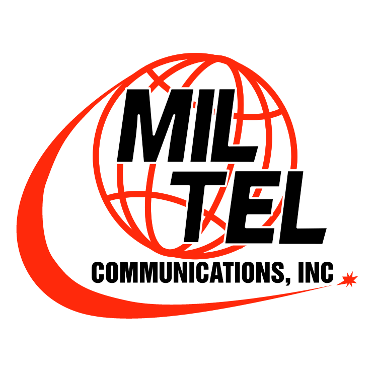 free vector Mil tel communications