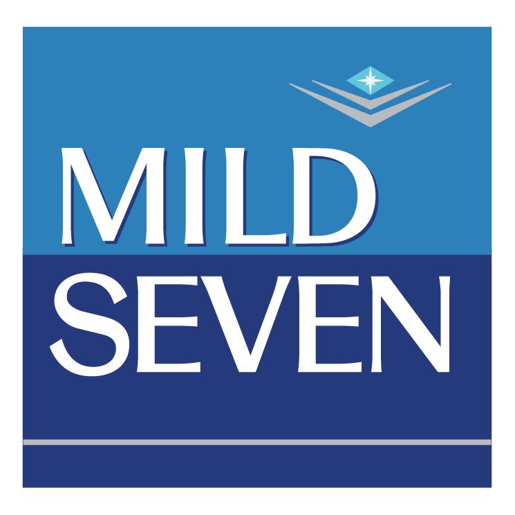 free vector Mild seven