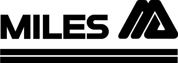 free vector Miles logo