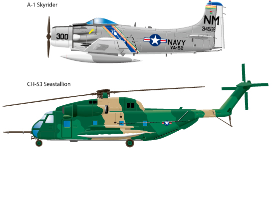 free vector Military aircraft vector material