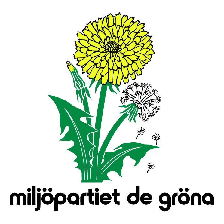 free vector Miljopartiet 0