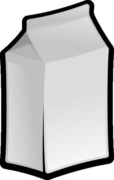 free vector Milk Box clip art