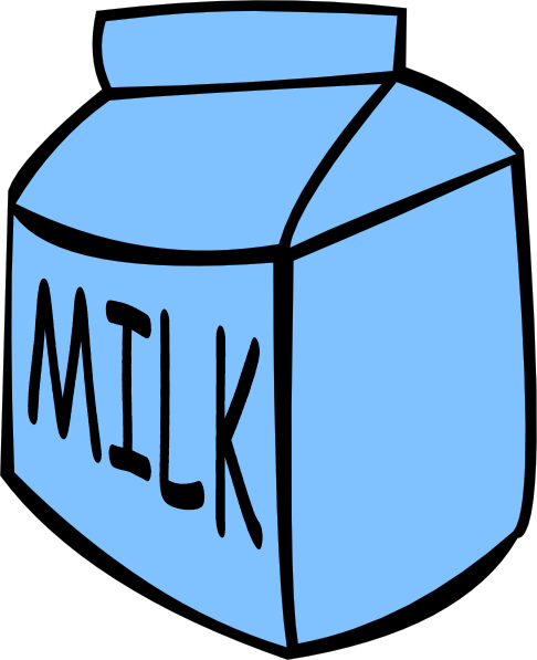 free vector Milk clip art