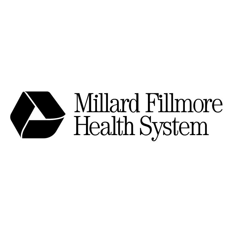 free vector Millard fillmore health system