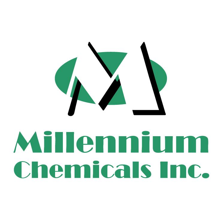 free vector Millennium chemicals