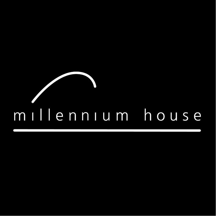 free vector Millennium house