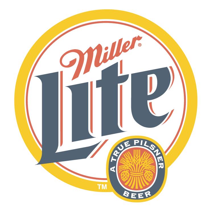free vector Miller lite 2