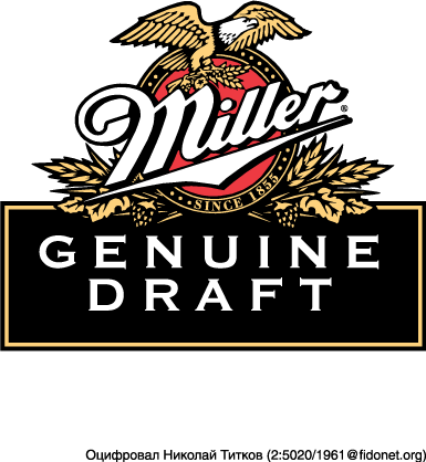 free vector Miller logo2