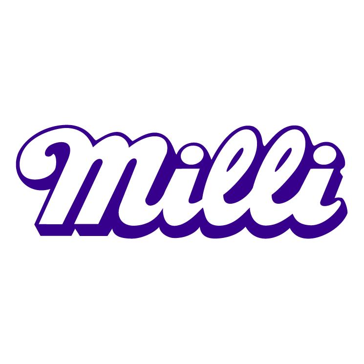 free vector Milli