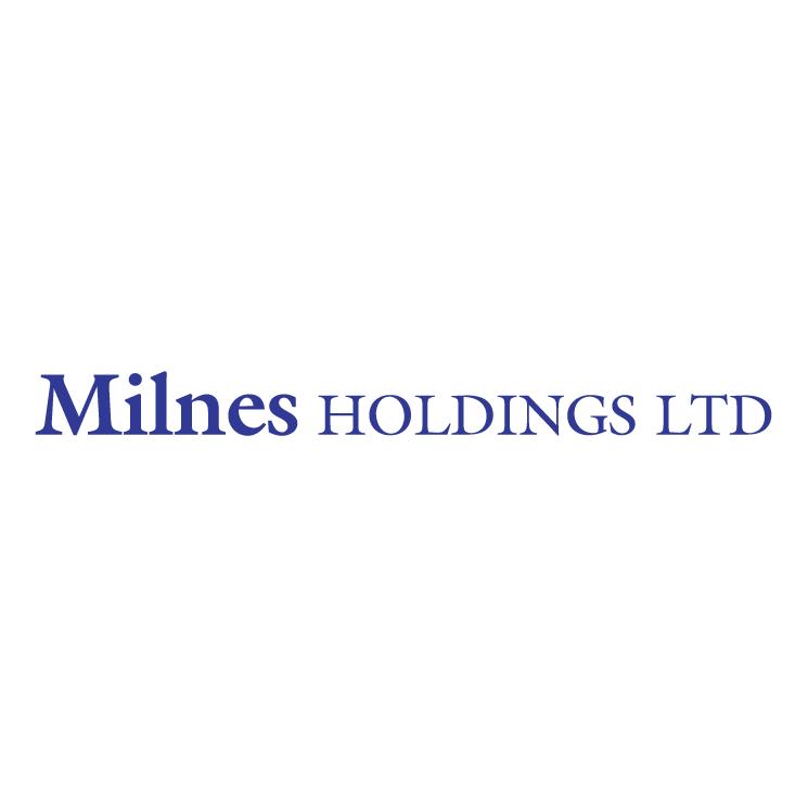 free vector Milnes holdings