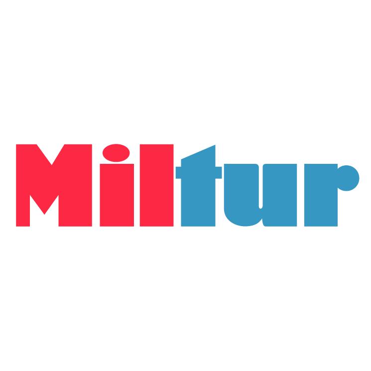 free vector Miltur turizm