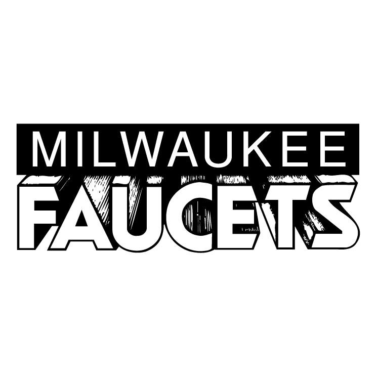 free vector Milwaukee faucets