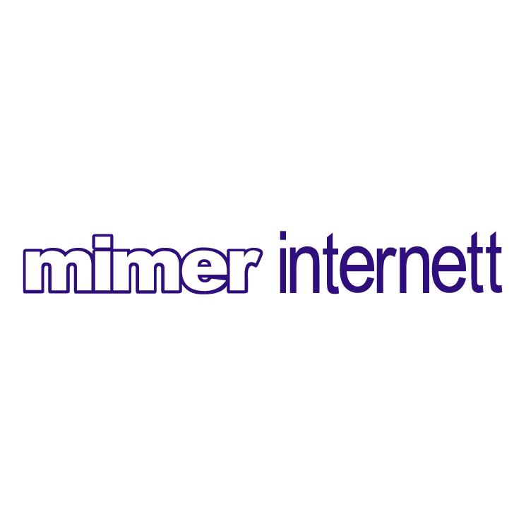 free vector Mimer internett