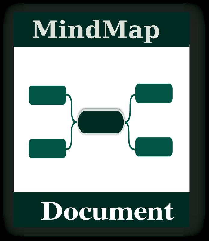 free vector Mindmap icon