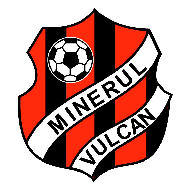 free vector Minerul vulcan
