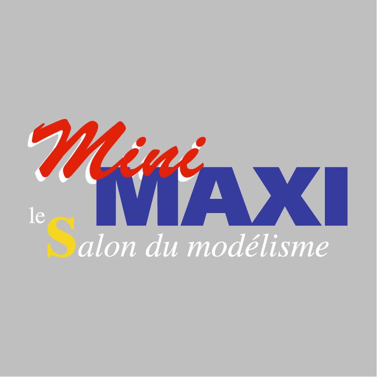 free vector Mini maxi 0