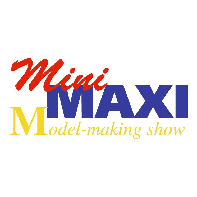 free vector Mini maxi