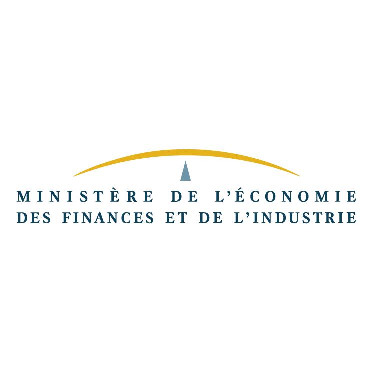 free vector Ministere de leconomie des finances