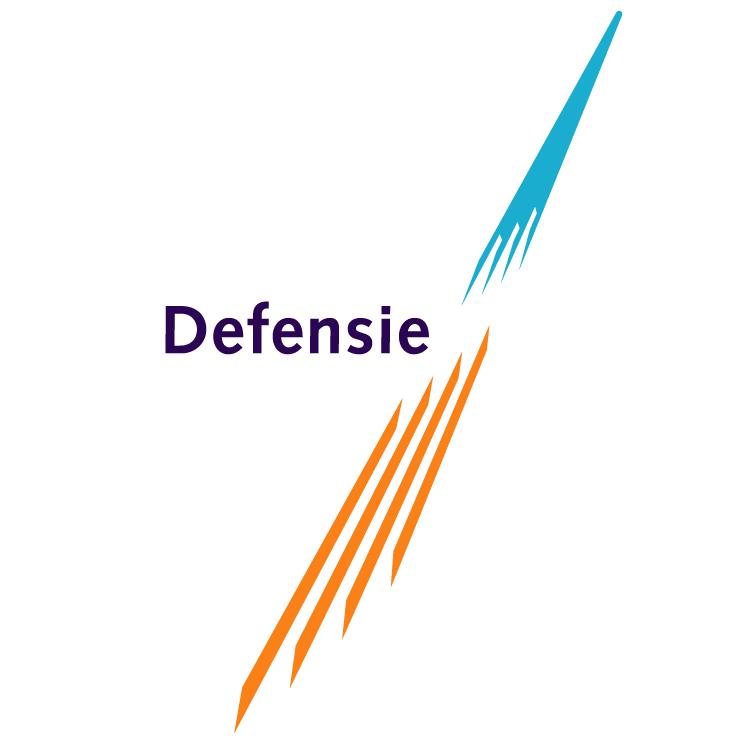 free vector Ministerie van defensie