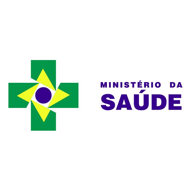 free vector Ministerio da saude 0