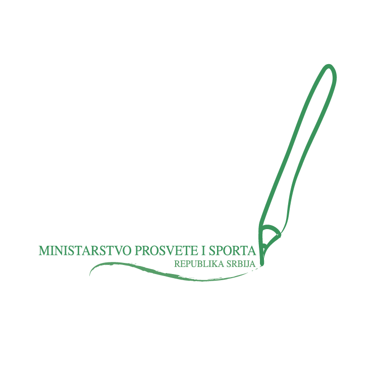 free vector Ministry of education sports