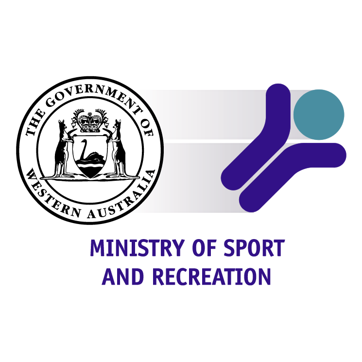 free vector Ministry of sport and recreation