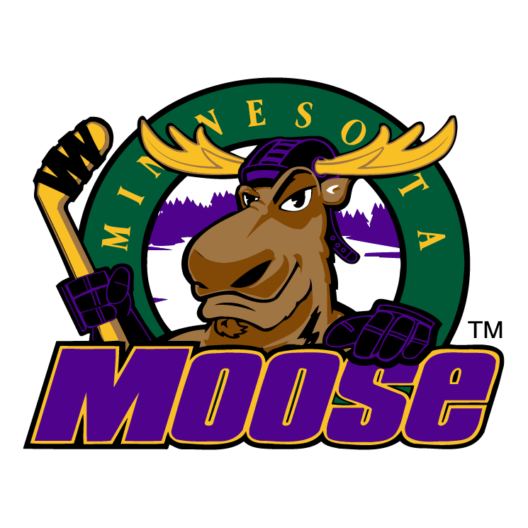 free vector Minnesota moose