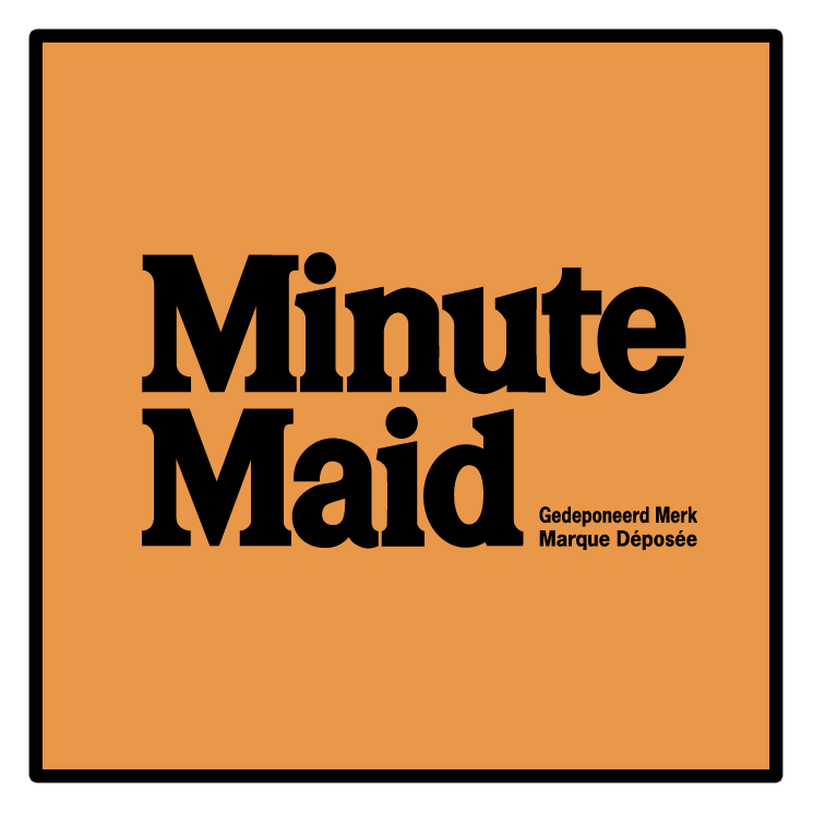 free vector Minute maid 1