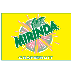 free vector Mirinda Grapefruit Logo