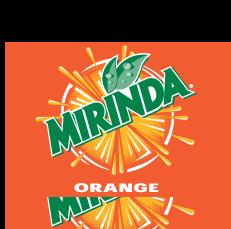 free vector Mirinda Orange Logo
